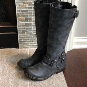 Shoes - Fabulous Nine West Riding Boot